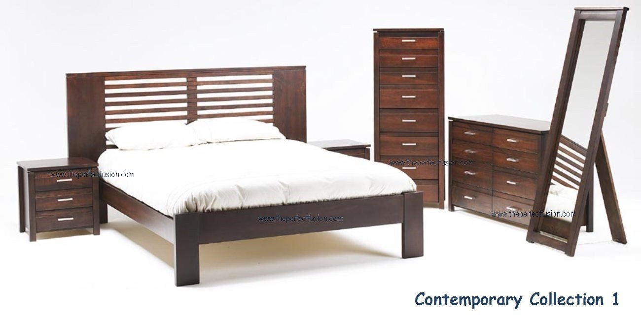 Best Teak Bedroom Set Contemporary Collection 1 With Pictures