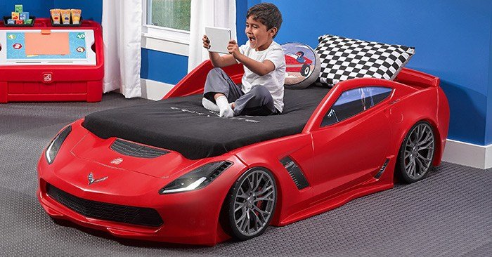 Best The 2016 Corvette Z06 Is Racing Into Your Child S Bedroom With Pictures