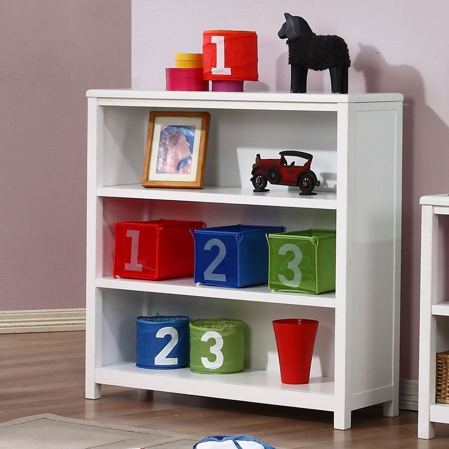 Best Hickory Bookcase 3 Shelf With Pictures