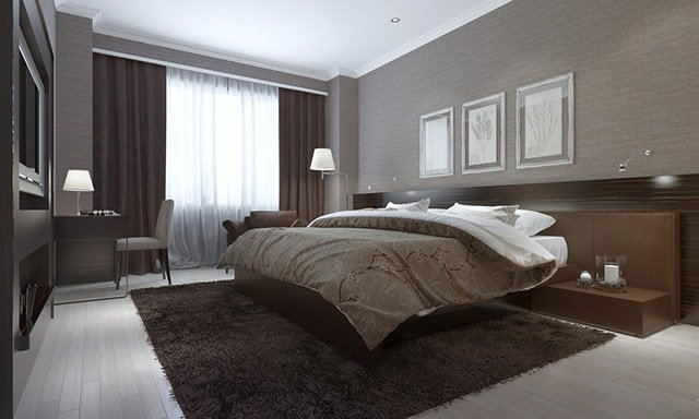 Best 30 Absolutely Awesome Brown Bedroom Ideas The Sleep Judge With Pictures