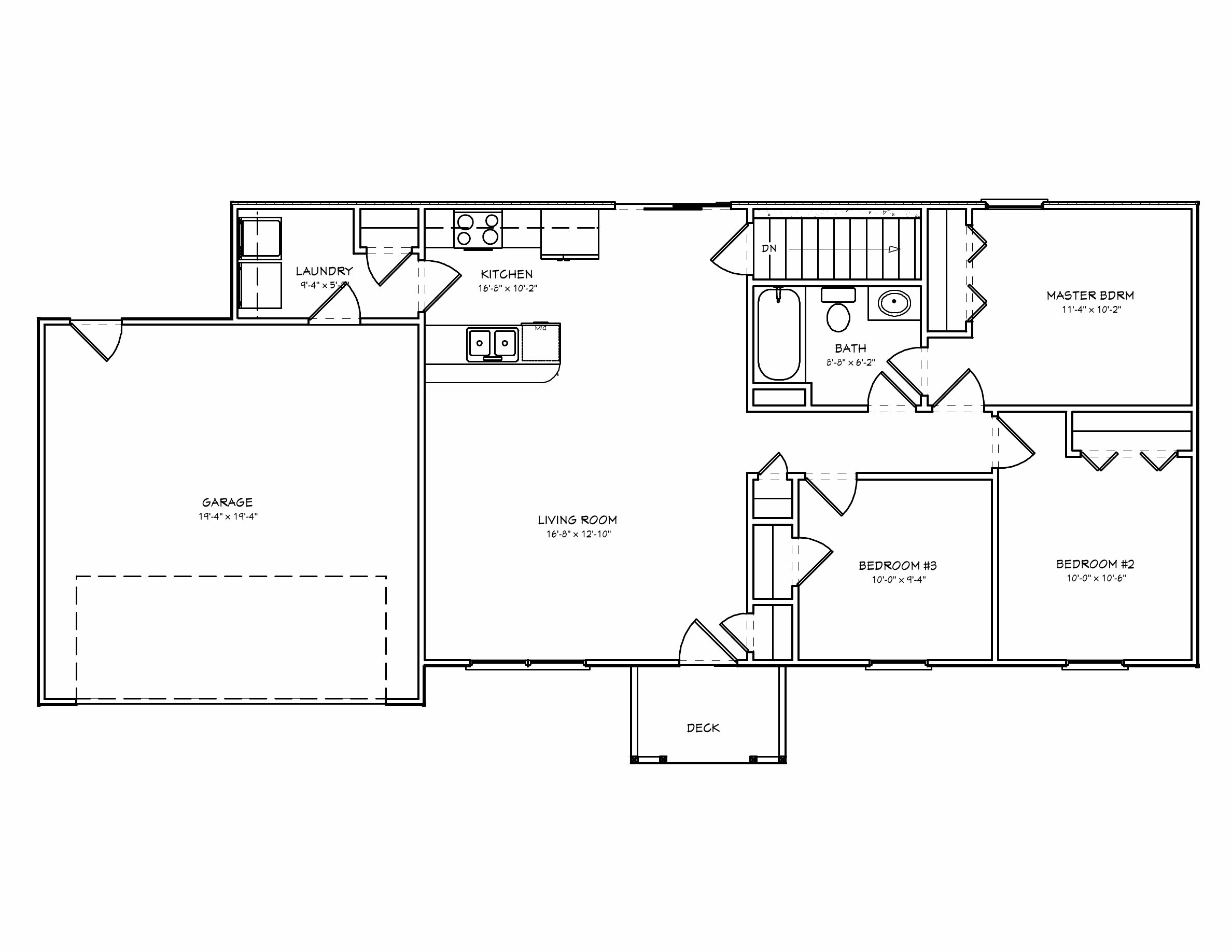 Best Small House Plan D67 1031 The House Plan Site With Pictures