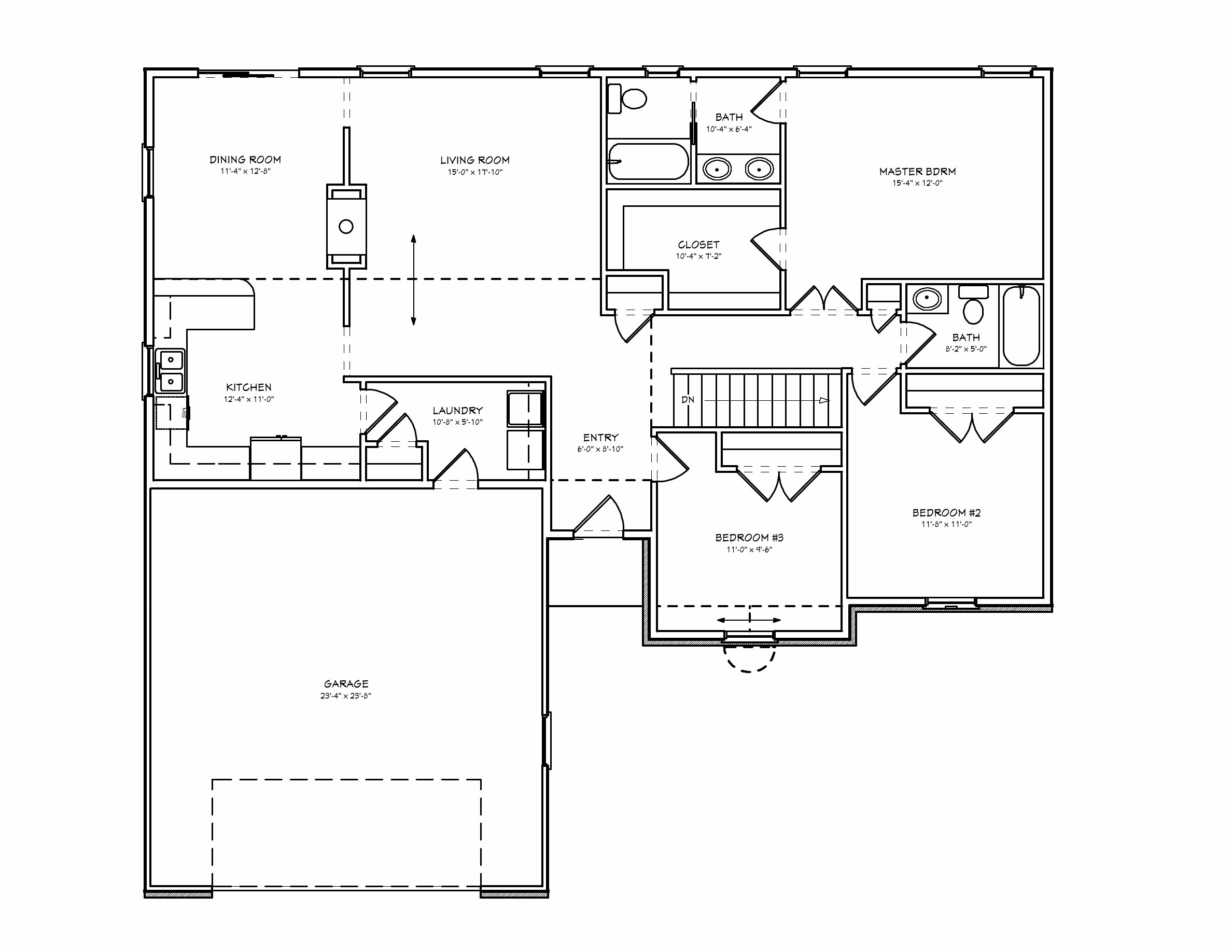 Best Small Ranch House Plan D67 1560 The House Plan Site With Pictures