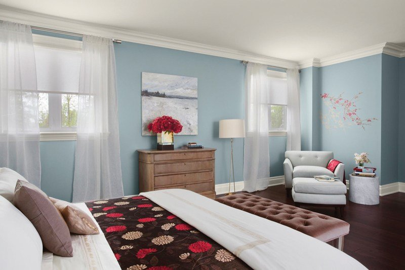 Best Benjamin Moore Predicts Blue Big In 2012 Designny Magazine With Pictures
