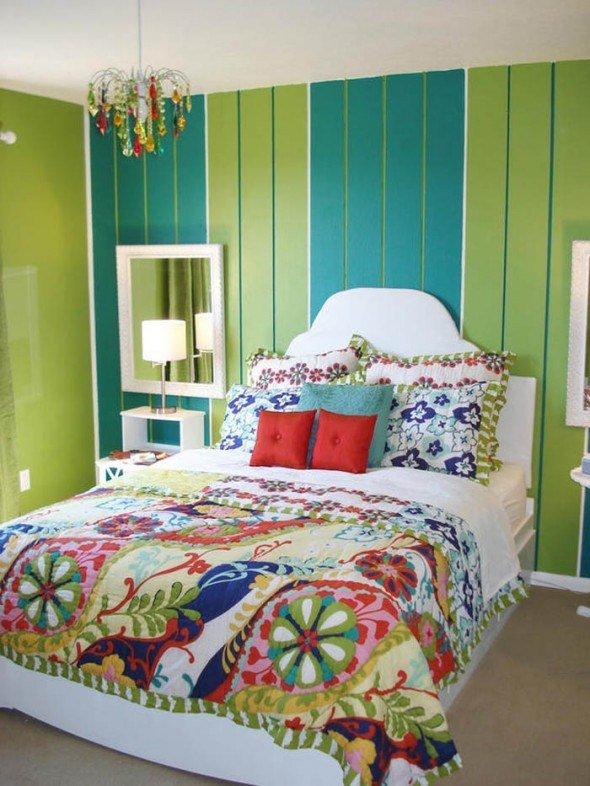 Best 8 Chic Teenage Girl's Bedroom Designs – House Design Ideas With Pictures