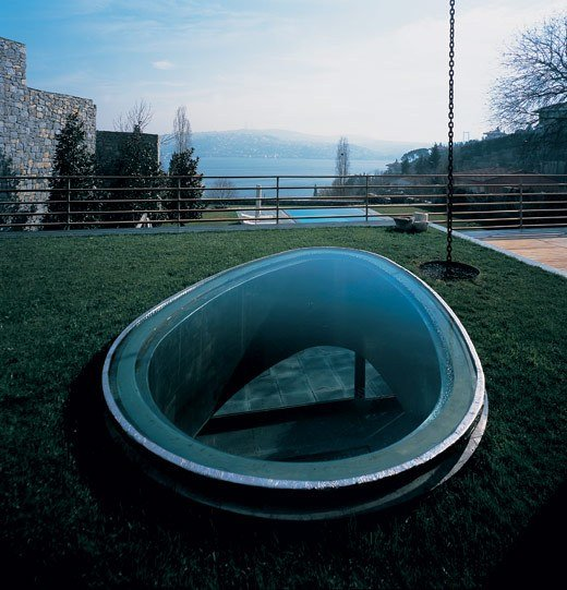 Best Modern House In Istanbul Turkey Water Inspired Design With Pictures
