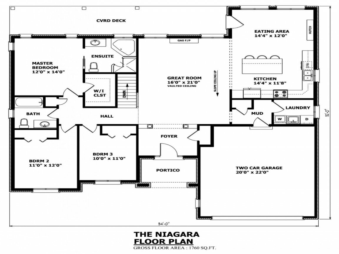 Best Residential House Plans 4 Bedrooms House Plans Canada Home Plans And Designs Treesranch Com With Pictures