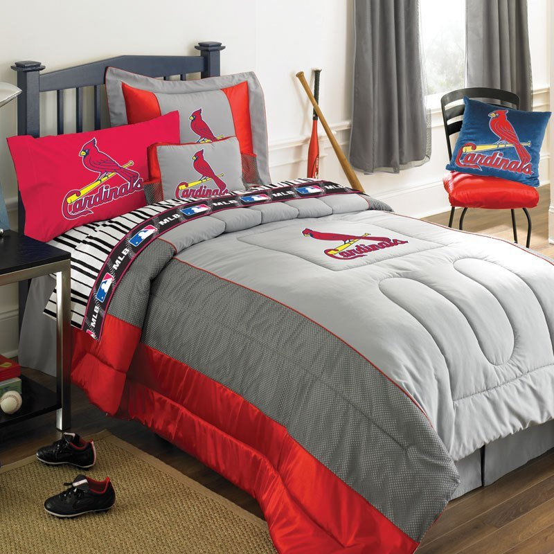 Best St Louis Cardinals Mlb Authentic Jersey Bedding Queen With Pictures