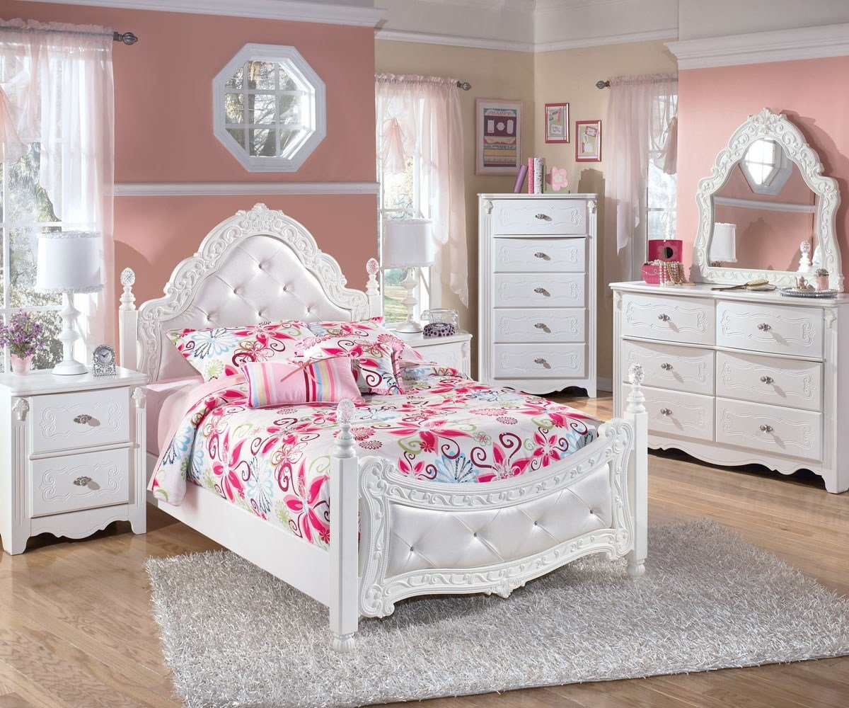 Best Ashley Childrens Bedroom Furniture Polliwogs Pond Ashley With Pictures