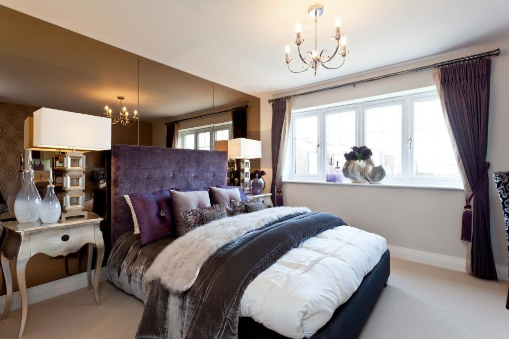 Best Show House Bedroom Ideas Purple And Beige Bedroom Ideas Purple Bedroom Ideas Bedroom Designs With Pictures