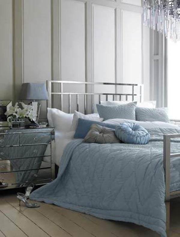 Best Designers Bedrooms Tiffany Blue And Gray Bedroom Blue And With Pictures