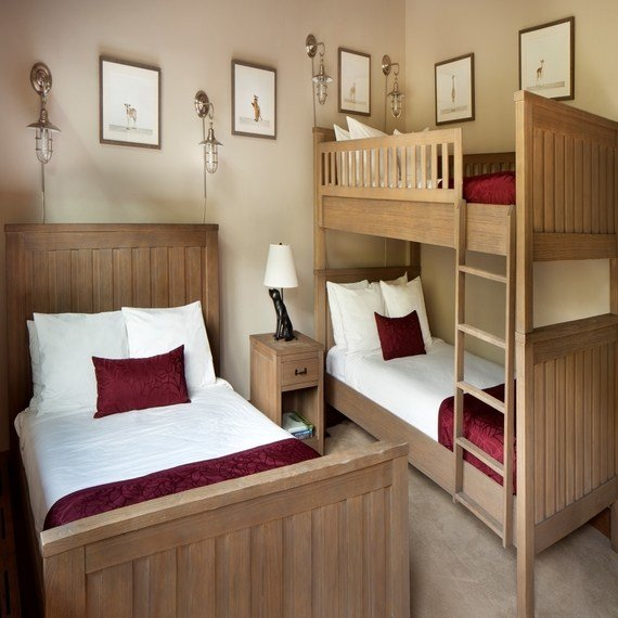 Best Kids Bedroom Packages Two Bedroom Family Suite Chelsea Hotel Toronto Two Beds In One Room With Pictures