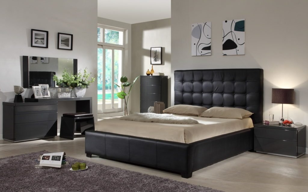 Best New Modern Bedroom Sets Beautiful Homes In Usa Furniplanet At Home Usa Modern Furniture Store With Pictures