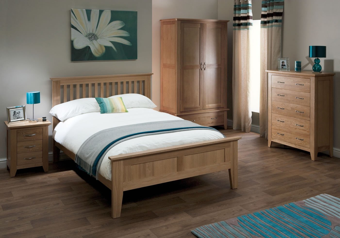 Best Contemporary Oak Bedroom Furniture Andover Mills Slipper With Pictures