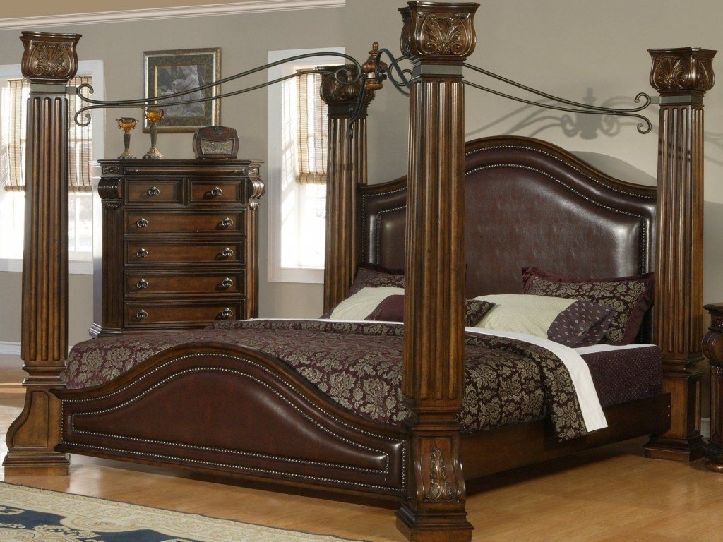 Best 4 Poster Bed With Canopy Bedroom Bedroom Four Poster With Pictures