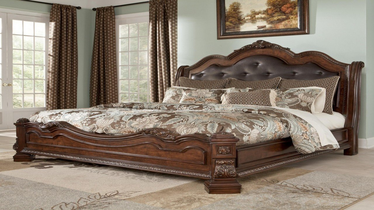 Best Solid Wood King Bed Solid Wood Bedroom Furniture Solid With Pictures