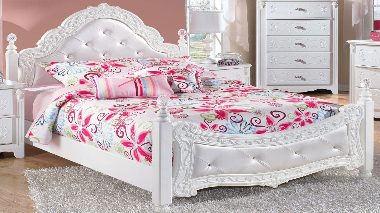 Best Girls Full Size Bedroom Set Posters By Size Exquisite With Pictures