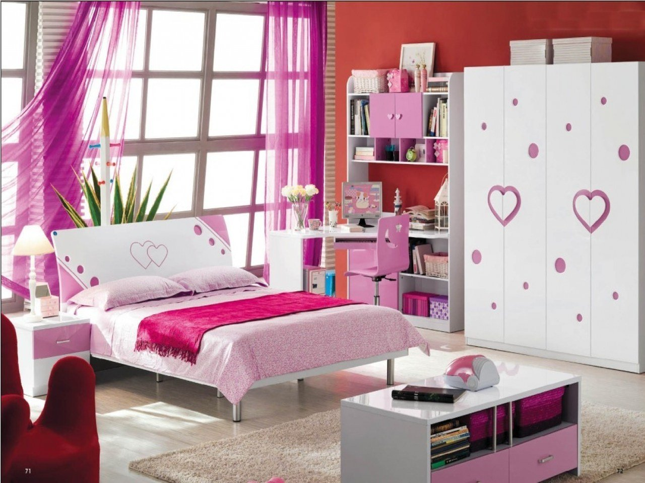 Best Modern Bedroom Furniture For Teenagers Baby Panda Theme With Pictures