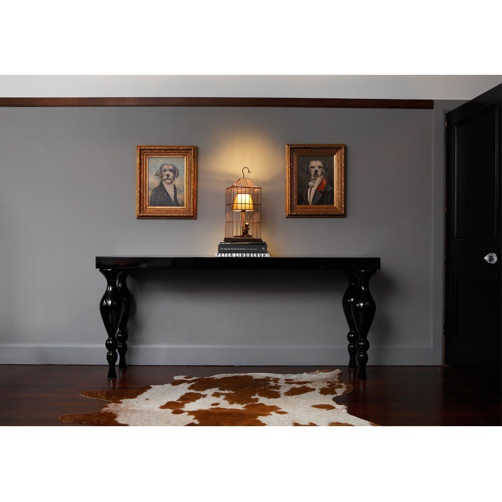 Best Beetlejuice Black Console Table French Bedroom Company With Pictures