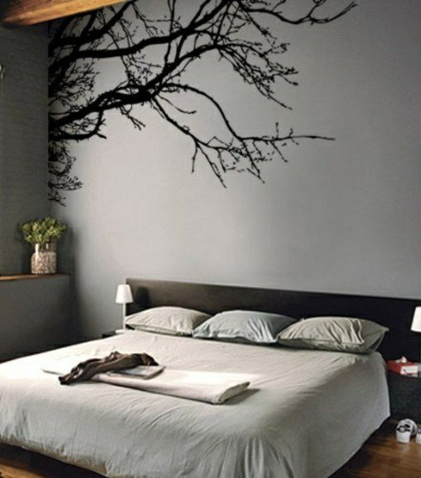 Best Bedroom Wall Design – Creative Decorating – Fresh Design Pedia With Pictures