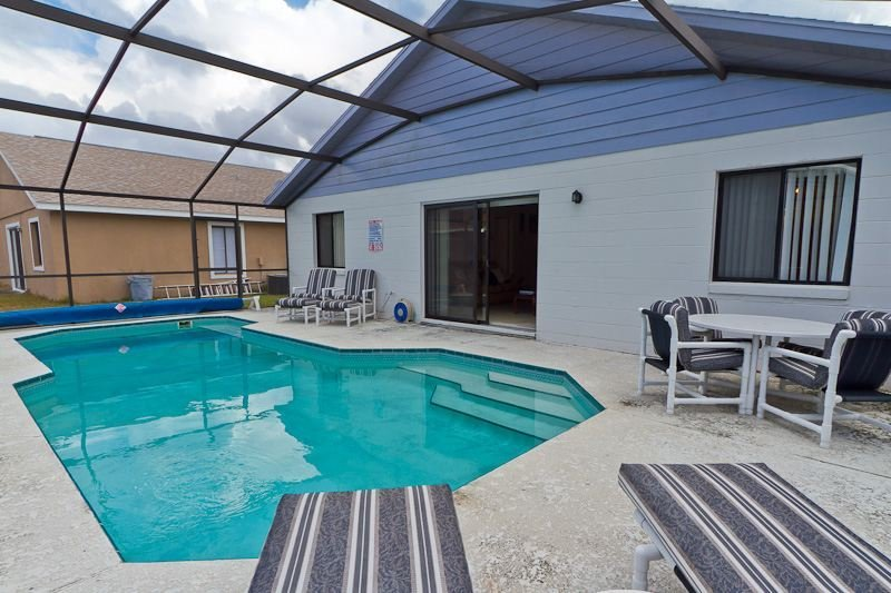 Best 2 Bedroom 2 Bath Villa In Kissimmee With Private Pool With Pictures