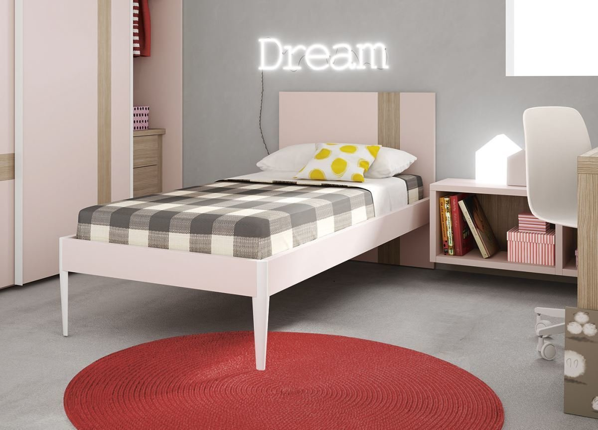Best Battistella Lila Teenager S Bed Modern Teenage Bedroom With Pictures