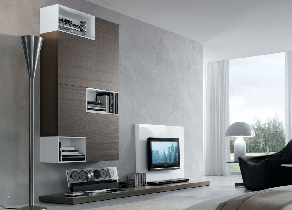 Best Jesse Wall Unit R57 Wall Units Contemporary Furniture With Pictures