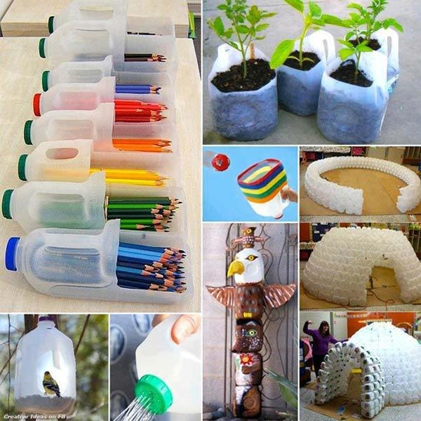 Best 40 Diy Decorating Ideas With Recycled Plastic Bottles With Pictures