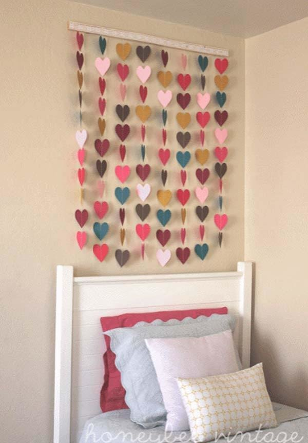 Best Top 28 Most Adorable Diy Wall Art Projects For Kids Room With Pictures