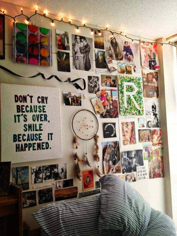 Best Top 24 Simple Ways To Decorate Your Room With Photos With Pictures
