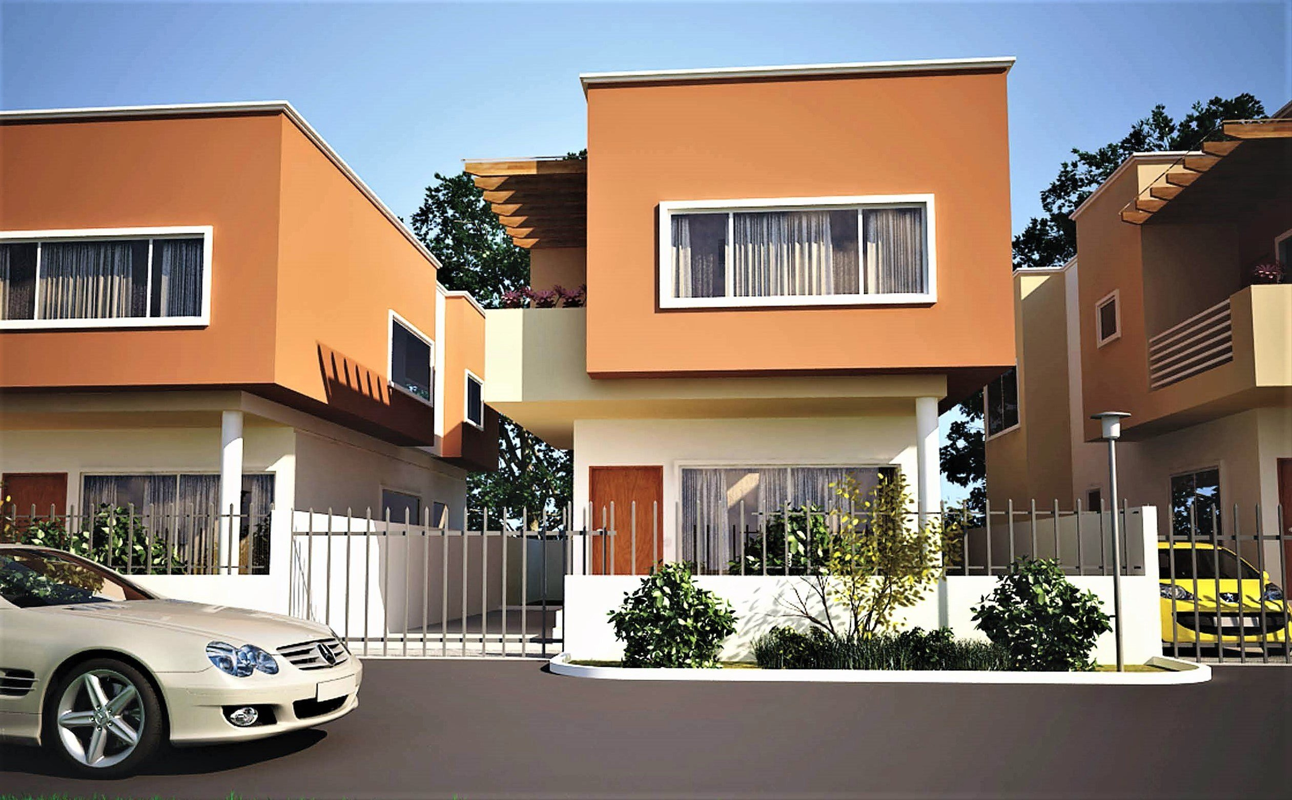 Best Premier Homes 3 Bedrooms Townhouse Abelemkpe Ghana With Pictures