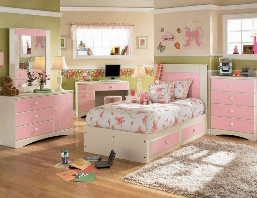 Best Kids Bedroom Cute Girl Bedroom Sets Girl Bedroom Set With Pictures