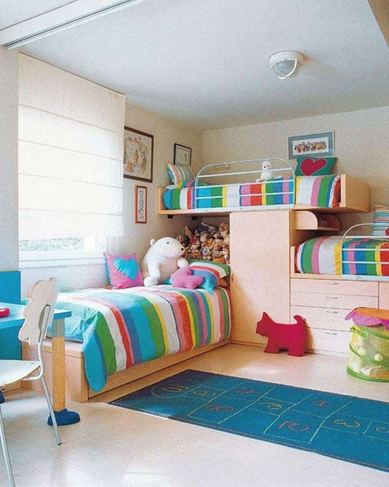 Best 53 Kids Bunk Bed Designs 15 Modern And Cool Kids Bunk Bed With Pictures