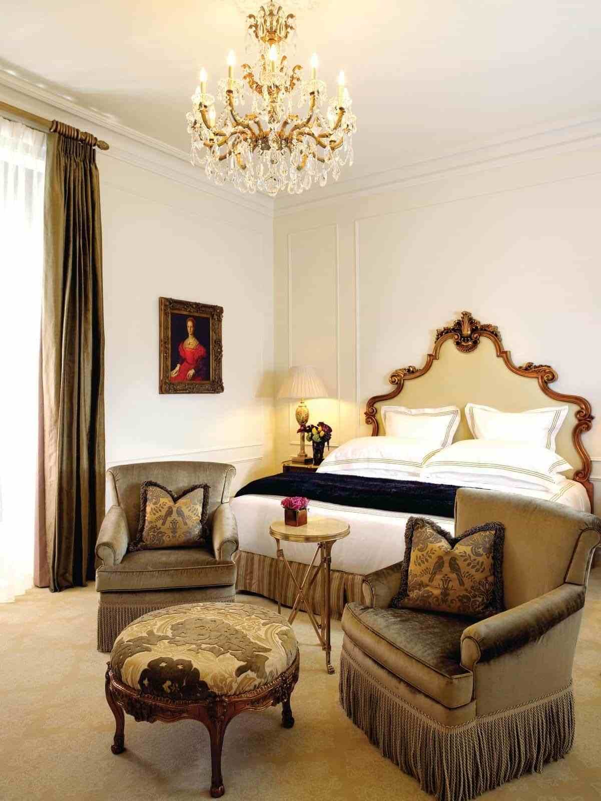 Best Beautiful Bedroom Chandelier Is A Big Trend Wearefound With Pictures
