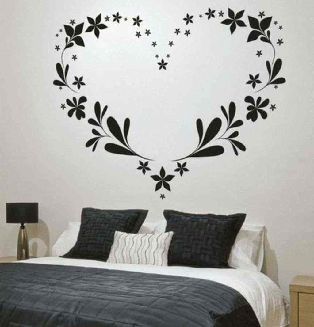 Best Different Types Of Bedroom Wall Stickers Wearefound Home With Pictures