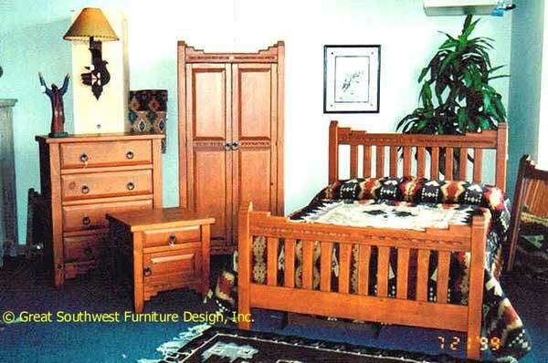Best New Mexico Southwest Bedroom Furniture Collection With Pictures