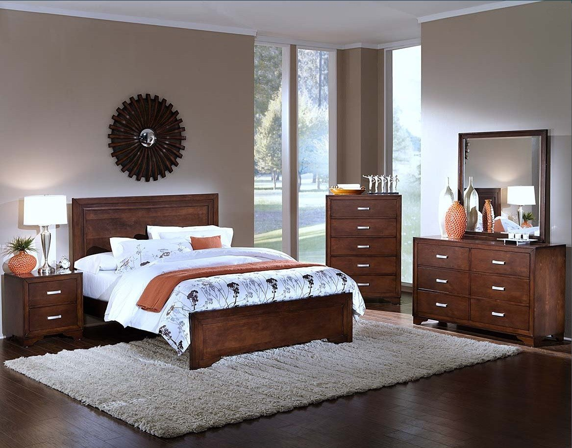 Best Transitional Style Eastern King Size Bed Bedroom Furniture With Pictures
