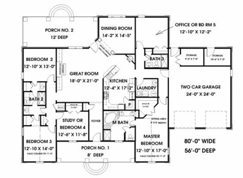 Best House Plan Central Hpc 2550 5 Is A Great Houseplan With Pictures