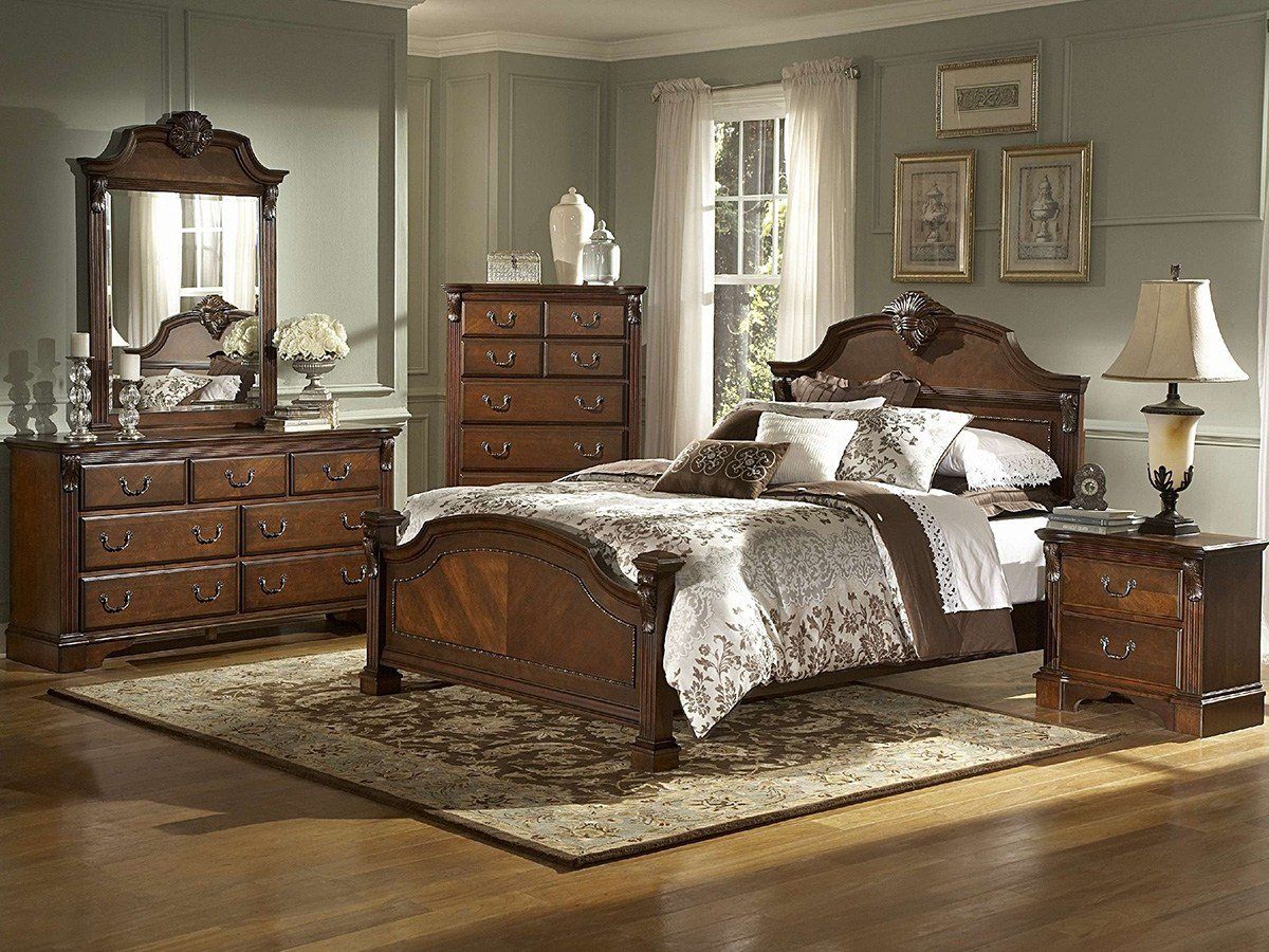 Best King Bedroom Sets2 With Pictures