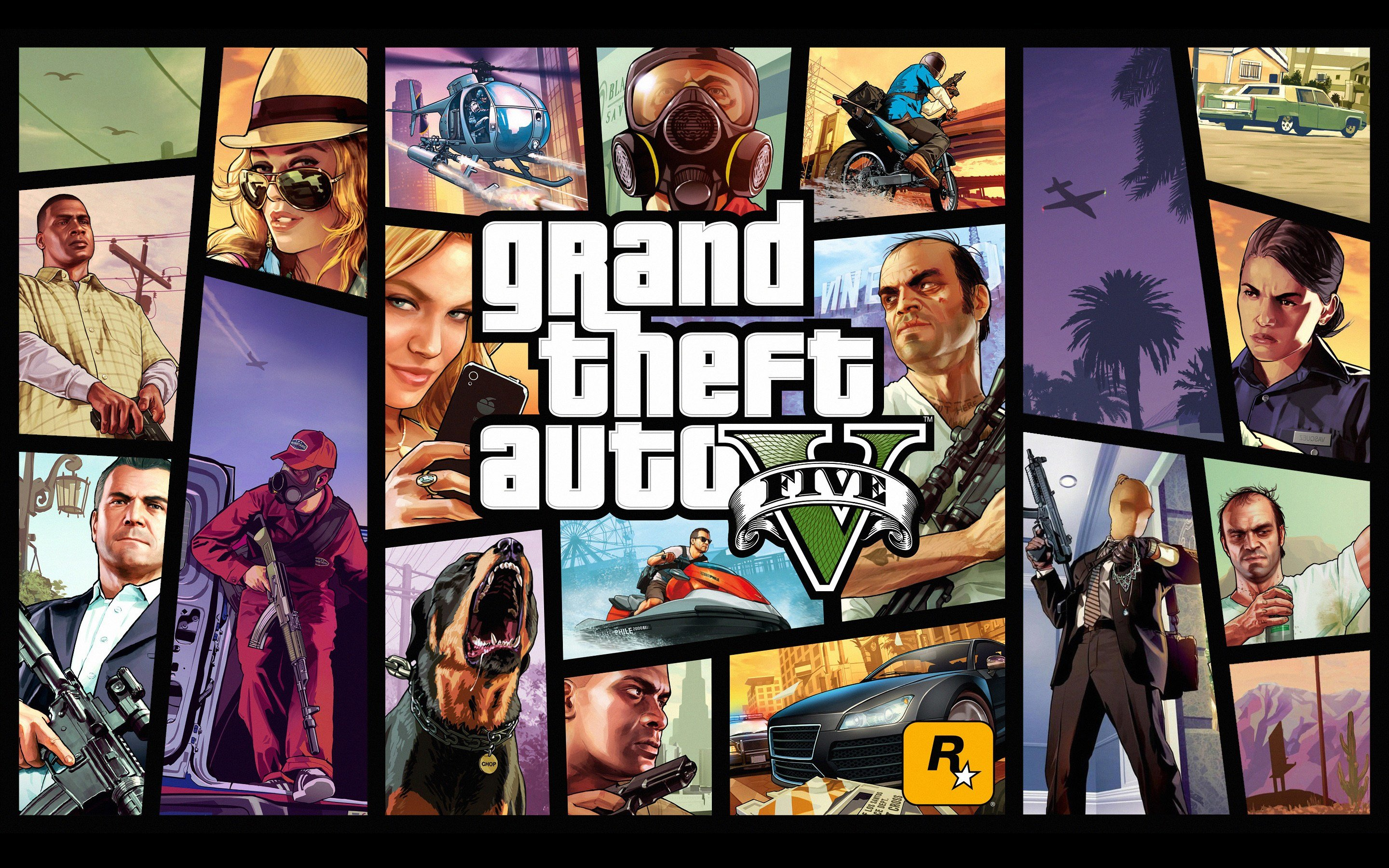 Best Gta 5 Wallpapers Pictures Images With Pictures