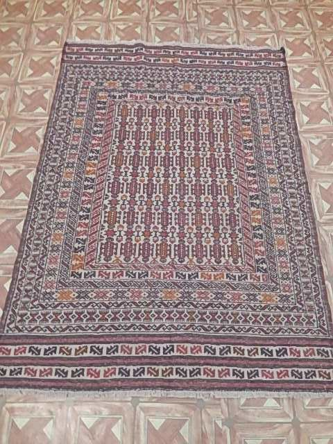 Best Handmade Rug 4 X 6 Baluch Wool On Wool Cheap Carpets With Pictures