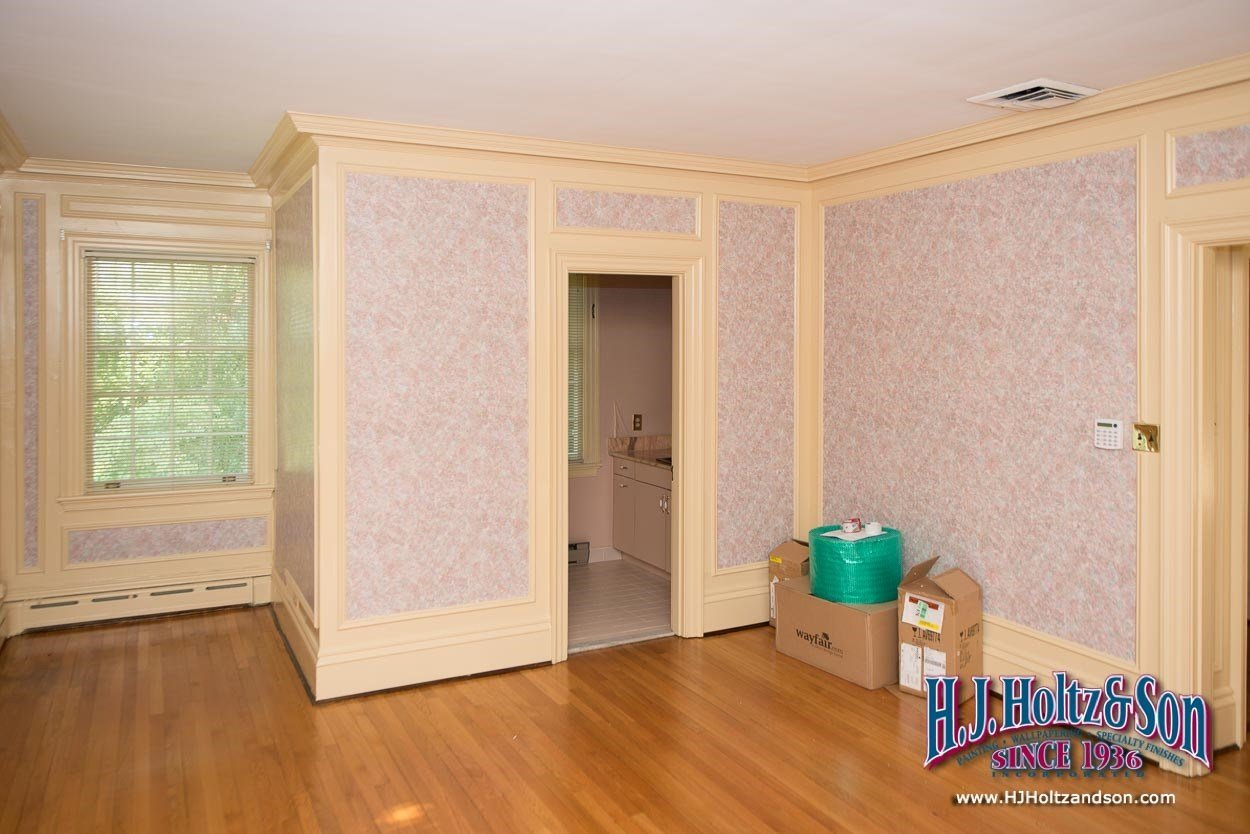 Best Designer Projects Archives Residential Paint Wallpaper Contractor Richmond Va With Pictures