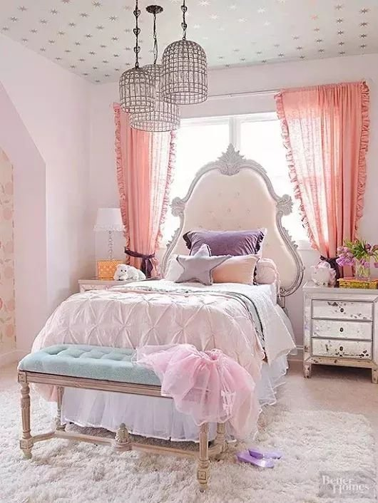 Best 43 Innovative Teenage Girl Room Ideas For A Complete Makeover With Pictures