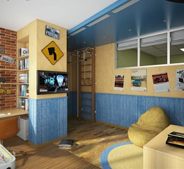 Best Action Packed Bedroom For Your Son And Daughter With Pictures