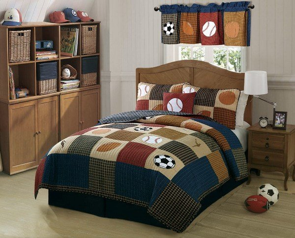 Best Softball Bedroom Theme Interior Designing Ideas With Pictures