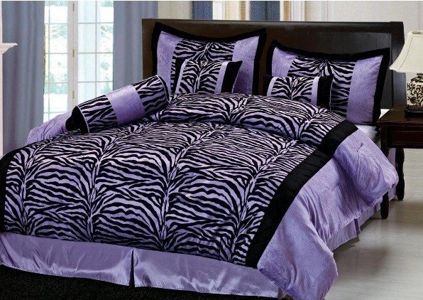 Best Zebra Bedding Sheet For Bedroom – Interior Designing Ideas With Pictures