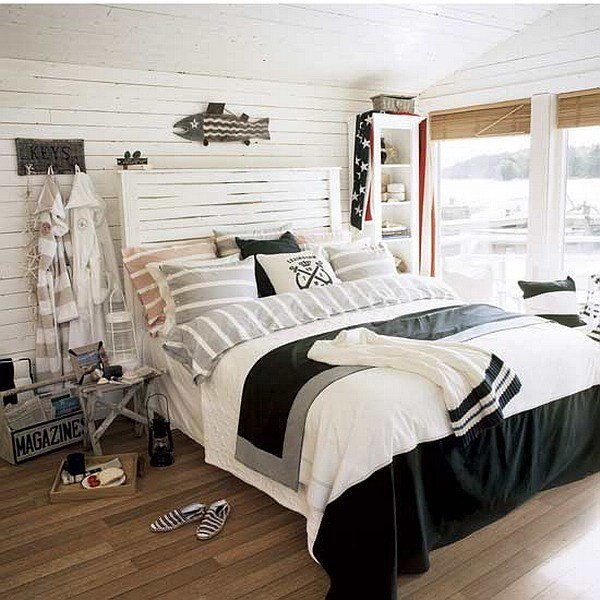Best Beach Theme Bedding – Interior Designing Ideas With Pictures