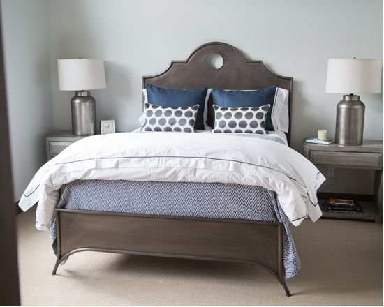 Best Benjamin Moore Gray Owl Paint Color Ideas Interiors By Color With Pictures
