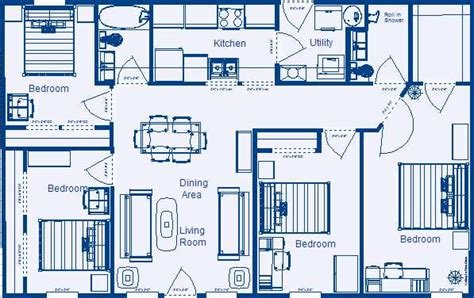 Best Low Income Residential Floor Plans By Zero Energy Design® With Pictures