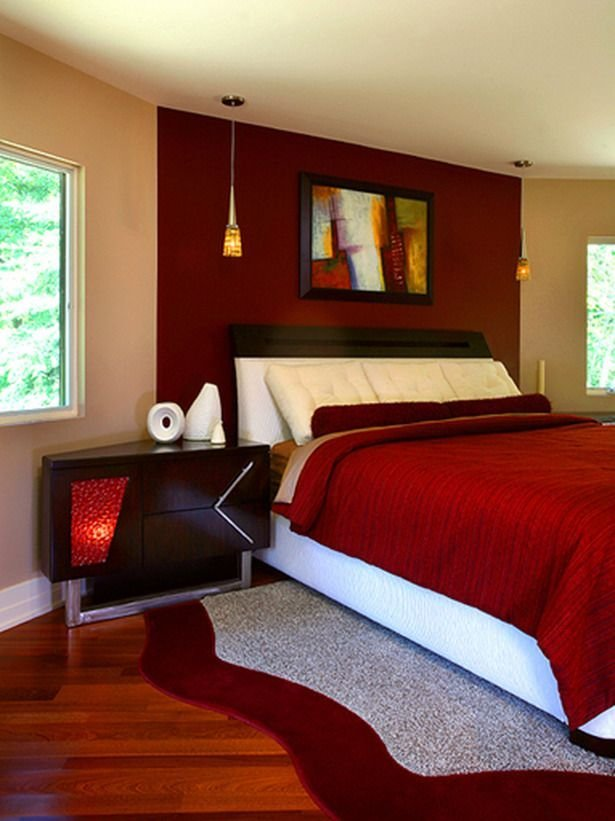Best Red Black And Cream Bedroom Khabars Net Khabars Net With Pictures