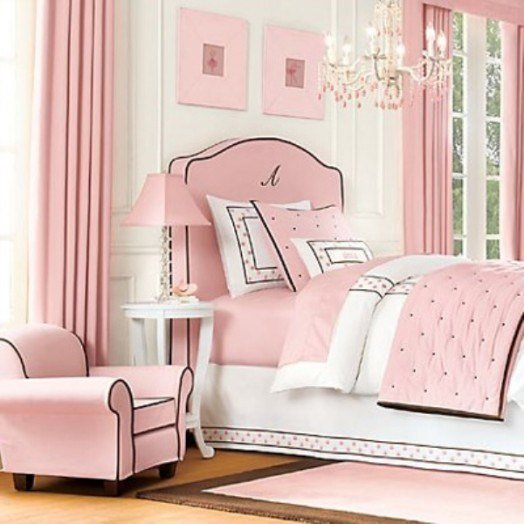 Best 12 Cool Ideas For Black And Pink T**N Girl's Bedroom Kidsomania With Pictures